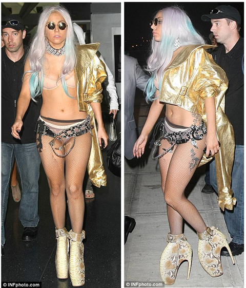 lady gaga costumes for wedding inspiration