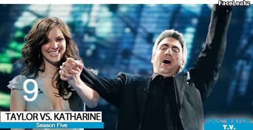 Tailylor Hicks dan Katharine McPhee - American Idol